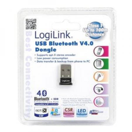 LogiLink Bluetooth USB Adapter BT0037